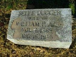Belle <i>Dugger</i> Agee