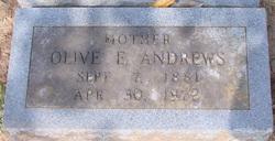 Olive E. <i>Steele</i> Andrews