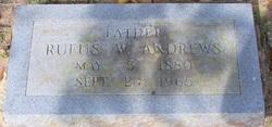 Rufus Wade Andrews