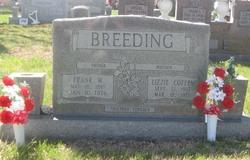 Lizzie <i>Coffey</i> Breeding