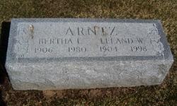 Bertha L. <i>Scott</i> Arntz