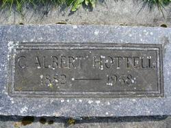 C Albert Hottell