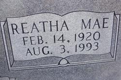 Reatha Mae <i>Johnson</i> Quinley