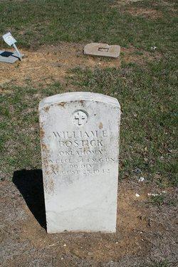 William Earl Bostick