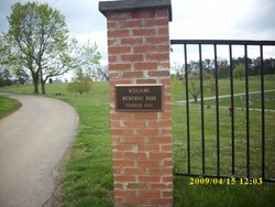 Williams Memorial Park