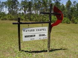 New Fayard Methodist Cemetery