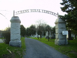 Athens Rural Cemetery