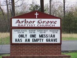Arbor Grove Baptist Church Cemetery