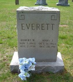Mary Jane <i>Sullivan</i> Everett