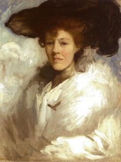 Katharine <i>Symonds</i> Furse