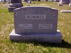 Susanna Salome <i>Sitler</i> Rummel