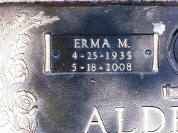 Erma M Alderman