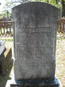 Annie Cuthbert <i>Heyward</i> Emery