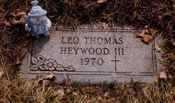 Leo Thomas Heywood, III