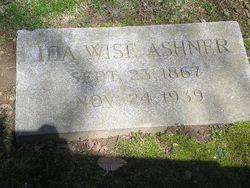Ida <i>Wise</i> Ashner