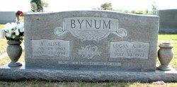 Alice Aline <i>Hughes</i> Bynum