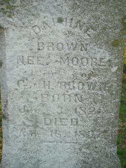 Daphne <i>Moore</i> Brown