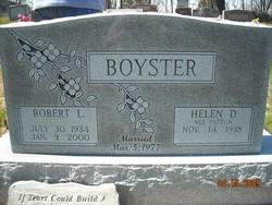 Robert Lee Boyster