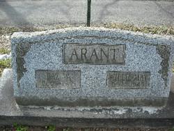 Willie May <i>Reed</i> Arant