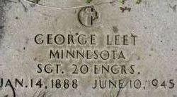 George Russell Leet, Sr