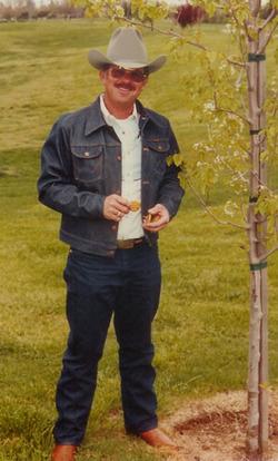 Orvy Dean Harrison