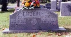 Benjamin John Enderle