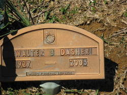 Walter B Dasher