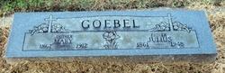 Mary <i>Gramlich</i> Goebel