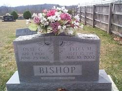 Lydia M. <i>Newman</i> Bishop