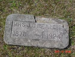 Mary Imogene <i>Walker</i> Beall