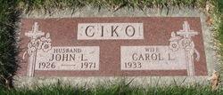 John L. Ciko