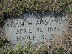 Adam William Austin, Sr