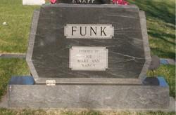 Alice <i>Crout</i> Funk
