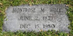 Rev Montrose Madison Wolf