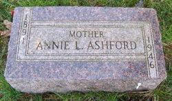 Annie Lucinda <i>Robertson</i> Ashford