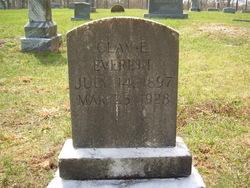 Clay Evans Everett