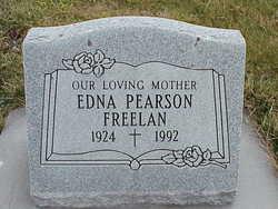 Edna <i>Pearson</i> Freelan