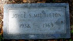 Joyce S. Middleton