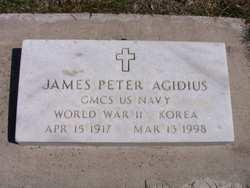James Peter Agidius