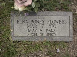 Elna <i>Boney</i> Flowers