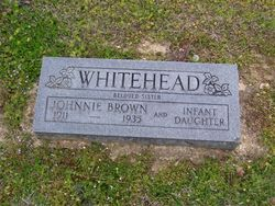 Infant Daughter Whitehead