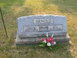 Lina May <i>Warner</i> Arnold
