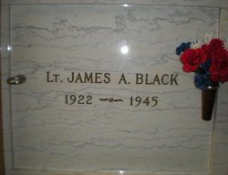 Lieut James A Black