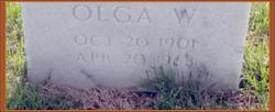 Olga J <i>Wallace</i> Clifton