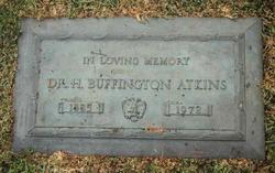 Dr Hiram Buffington Atkins