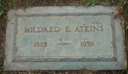 Mildred Emily Millie <i>Andrews</i> Atkins