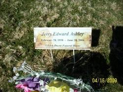 Jerry Edward Ashley