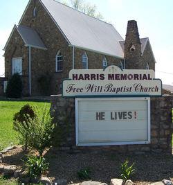 Harris Memorial FWB Church Cemetery