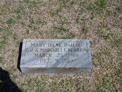 Mary Irene Blanton