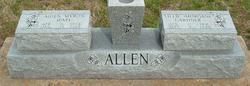 Lillie <i>Morgan</i> Allen